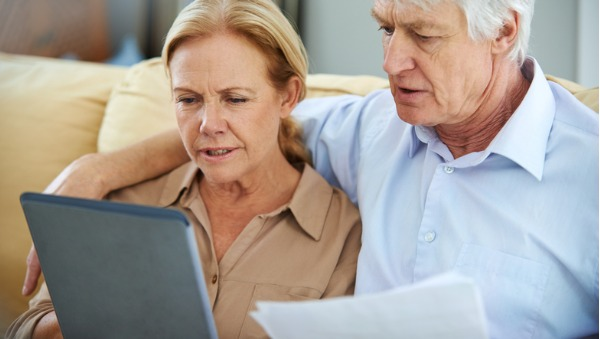 Older couple confused about finances
