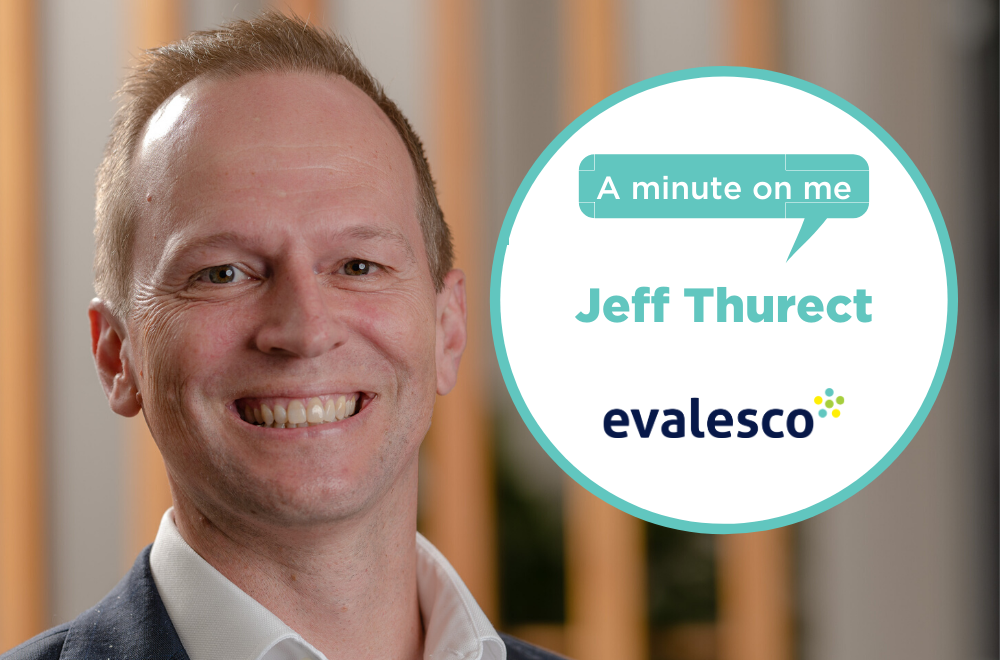 A minute on me - Jeff Thurecht, Evalesco Financial Services
