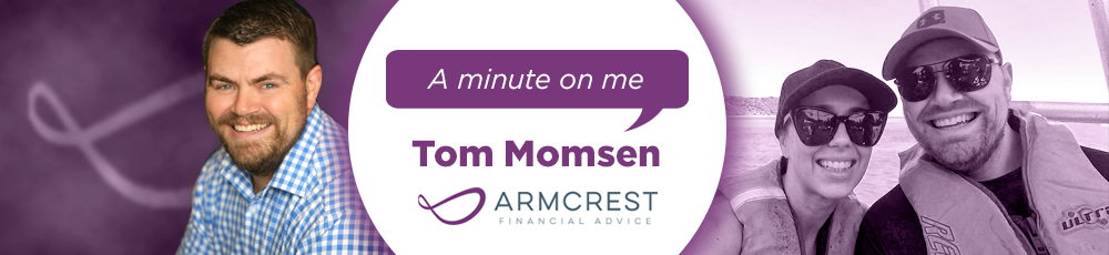 A minute on me - Tom Momsen, Armcrest