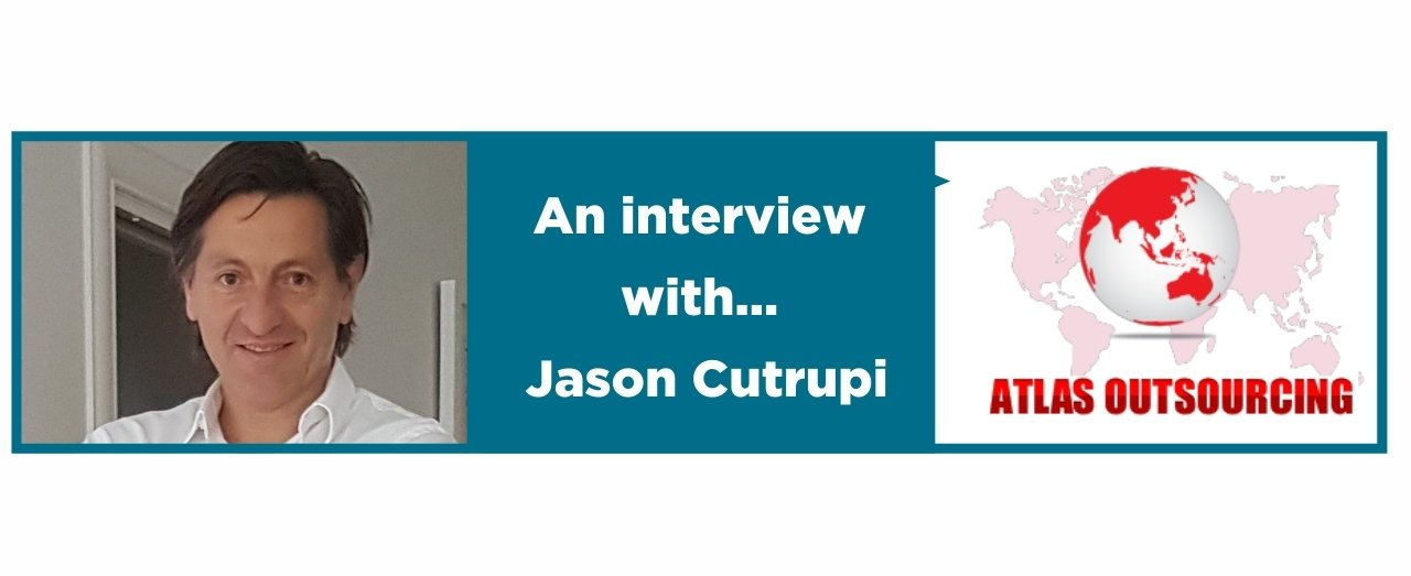 An interview with Jason Cutrupi, Atlas Outsourcing