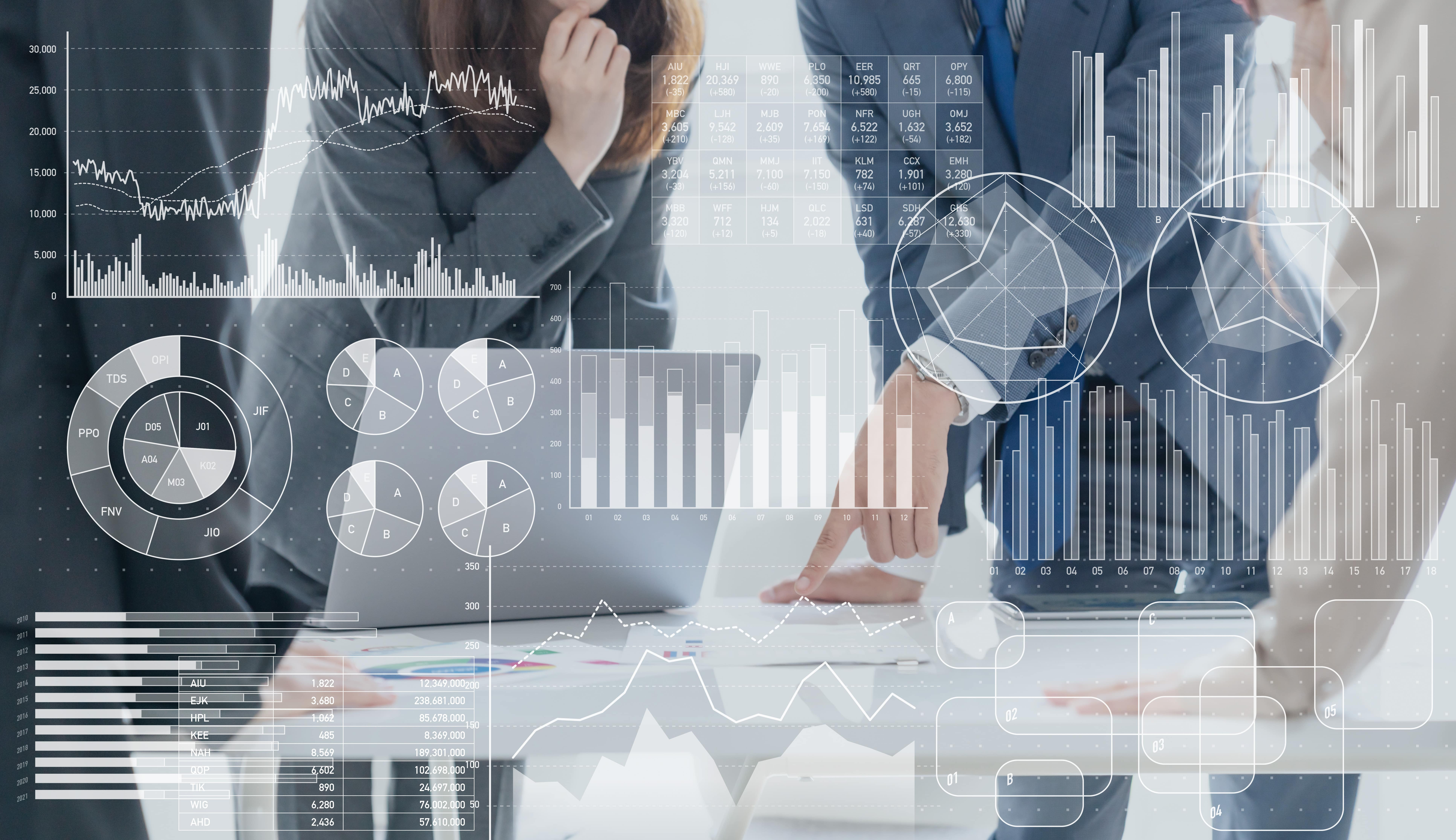 Improving reporting and operational efficiency with technology